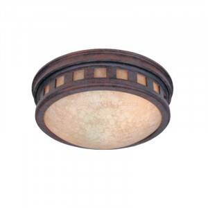 "Designers Fountain 2375-AM-MP Sedona Collecion 13"" Outdoor Flush Mount (Residential LED Fixtures)"