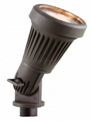 Westgate AD-130 Cast Aluminum Bullet 12 Volt 5 Watt LED Landscape Directional Light