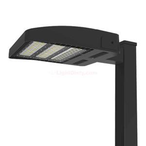 "Deco Lighting Defender Series Low-Profile LED 15"" Area Light 300W D806"