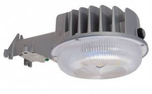 "Howard Lighting DTDC-LED Dusk to Dawn 30 Watt Area LED Light with 24"" Mounting Arm DTDC-30-LED-120-A"