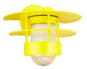 """Hi-Lite H-31114-1HB Saturn Shade Half Sconce 14"""" Multiple Color Configuration"""