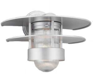 """Hi-Lite H-31116-1HB Saturn Shade Half Sconce 16"""" Multiple Color Configuration"""