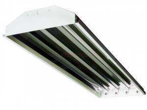 Howard Lighting 4 Lamp T5 High Bay Fixture HFA2E454APSMV000000I