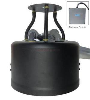 Payne Sparkman CraneLux LED Crane Cooling Fixture CLCooL1020