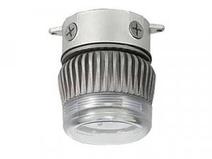 Maxlite MLVPC14LED50CP LED Vaporproof Ceiling Mount Jelly Jar 14 Watt 74279