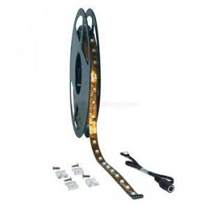 Nora NUTP4-16LED 12V 16' LED Tape Light Roll
