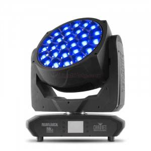 Chauvet Maverick MK3 RGBW Wash Moving Pixel Mapping Fixture (Pixel Map)