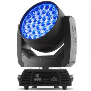Chauvet Rogue R3 RGBW Moving Wash Pixel Mapping Fixture (Pixel Map)