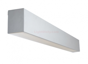 Saylite Series 45 8' LED Pendant Mount Linear Fixture