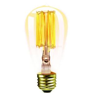 Halco ST18ANT40 Antique Carbon Filament Marquee Bulb 40w ST18 20006