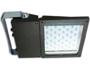 Howard Lighting ULF Utility Large LED Floodlight 100 watt ULFWF54740MV00BI