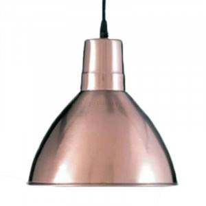 """Hi-Lite H-16110 Deep Bowl Shade 10"""", Optional Color and Mounting Configuration"""
