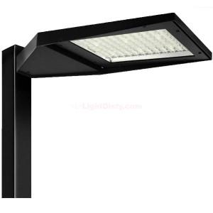 LSI XLCS Slice Area LED Light HO 140w XLCS FT LED HO CW UE BLK, XLCS 5 LED HO CW UE BLK