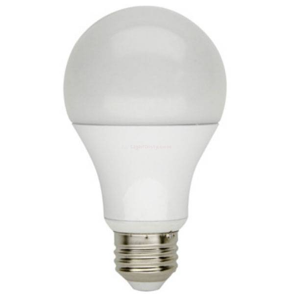 Maxlite E11A19DLED40/G6 Enclosed Rated A19 Omnidirectional LED Lamp 11 watt 4000k 14099401