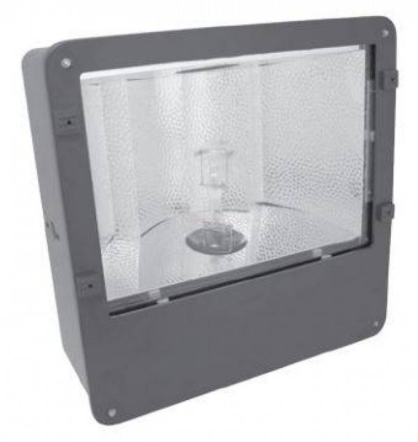 Metal Halide Lamps Hazardous Waste: Howard Lighting Large Flood Light With 400 Watt Pulse