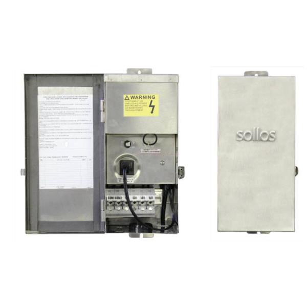 Landscape Lighting Supply: Sollos TR15SS-300 Commercial Grade Transformer 300w 998004