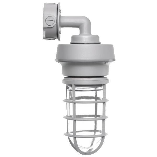 Halco VT1/CL13GRY50/WM/LED LED Vaportight Wall Mount 13W 99905
