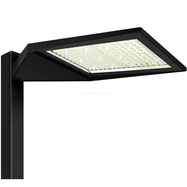 LSI XLCM Slice Area LED Light SS 193w XLCM FT LED SS CW UE BLK, XLCM 5 LED SS CW UE BLK